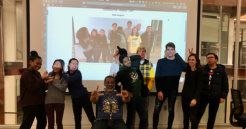 Winter 2019/2020 class pic